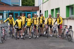 Equipe Bain de Bretagne 21-05-2015